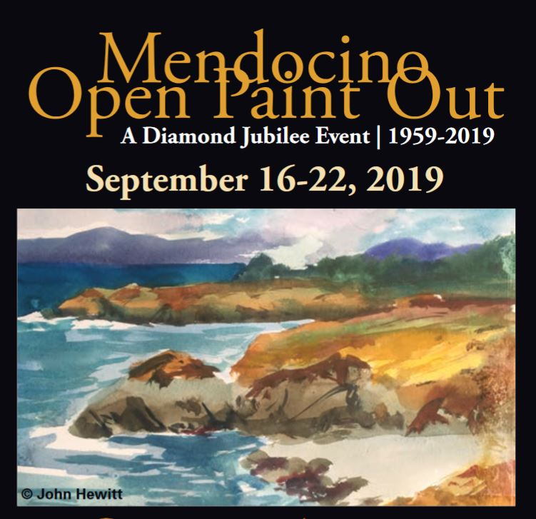 Mendocino Open Paint Out