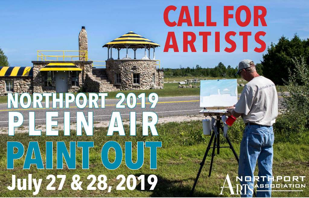 Northport Plein Air Paint Out
