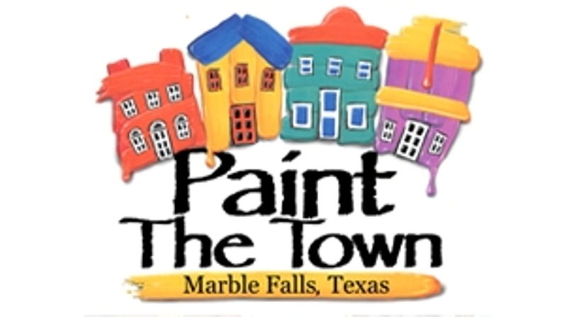 Paint the Town Marble Falls