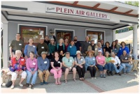 Benica Plein Air Gallery Annual Paintout
