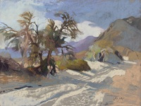 Borrego Art Institute Annual Plein Air Invitational