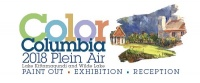 Color Columbia Plein Air Paint Out