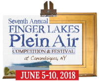 Finger Lakes Plein Air Festival & Competition