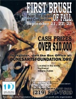 First Brush of Fall - IPAPA / Dunes Art Foundation
