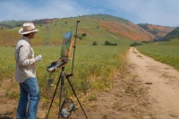 Kern County Plein Air Painting Festival