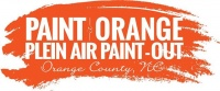 Paint It Orange Plein Air Paint-Out