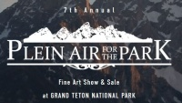 Plein Air for the Park - Grand Tetons