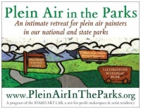 Plein Air in the Parks - Harriman Retreat