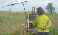 Port Wing Plein Air Painting Festival