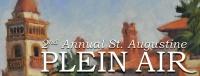 St. Augustine Plein Air Paint Out