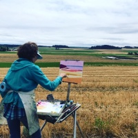 Whidbey Plein Air Paint Out